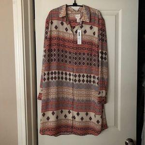 Chico's Tribal Print Tunic/Dress
